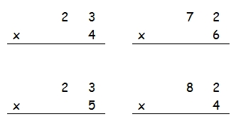 Multiplication (2) CE1