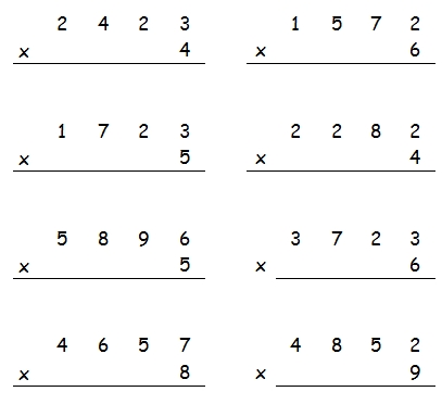 Multiplication 2 ce1 - Exercice de table de multiplication ce2 ...